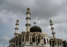Suriname Mosque Royalty Free Stock Photos