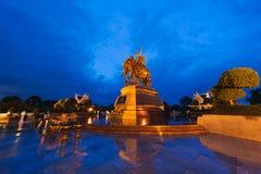 Suriyothai monument Fotografering för Bildbyråer