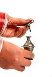 Surma powder Royalty Free Stock Photo