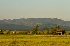 Suroundings of Muang Sing, Laos Royalty Free Stock Image