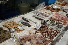 surowa sprzedaży ryb obraz stock