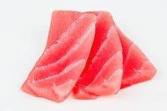 Surowa tuńczyk ryba Obraz Royalty Free