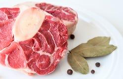 Surowa wołowina zdjęcia royalty free