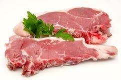 Surowa wołowina Zdjęcia Stock