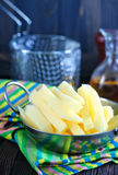 surowa ziemniaka Zdjęcie Stock