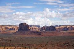 Surowe Arizona ziemie Zdjęcia Royalty Free