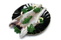 surowe ryby Fotografia Stock