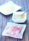 surowe ryby Obraz Stock