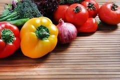 surowe warzywa obraz stock