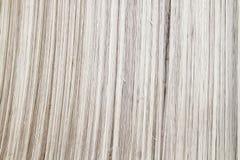 Surowej bawełny tekstura Obraz Royalty Free