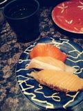 Surowej ryba tercet zdjęcia stock