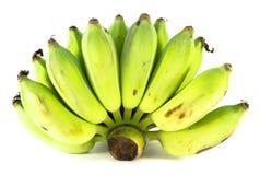 Surowi banany Zdjęcie Royalty Free
