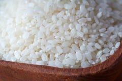 Surowi uncooked suszi ryż zdjęcie royalty free