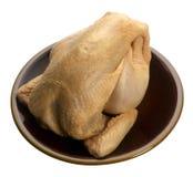 surowy kurczak obrazy stock