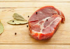 Surowy mięso Obraz Royalty Free