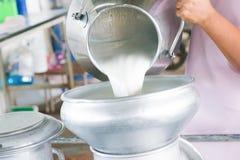 Surowy mleko Zdjęcie Stock