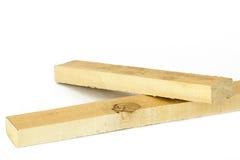 Surowy pracy drewno Zdjęcie Stock