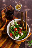 surowy sałatkowy warzywo Obraz Stock