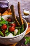 surowy sałatkowy warzywo Fotografia Stock
