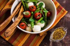 surowy sałatkowy warzywo Zdjęcie Stock