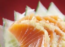 SUROWY tuńczyka suszi Zdjęcia Stock
