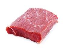 surowy wołowiny mięso Zdjęcie Stock
