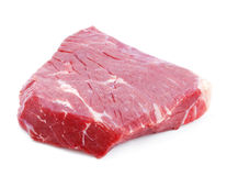 surowy wołowiny mięso Fotografia Stock