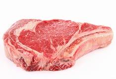 surowy wołowina ziobro obrazy stock