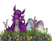 Surpresa de Easter Fotos de Stock Royalty Free