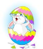 Surpresa de Easter Imagens de Stock
