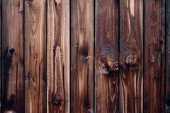 Surpresa de madeira da textura da natureza do fundo de madeira de madeira da cerca Imagens de Stock