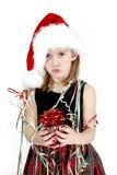 Surpresa do Natal - série imagens de stock royalty free
