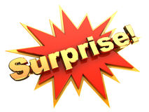 Surprise Photo stock
