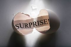 Free Surprise! Stock Image - 417391