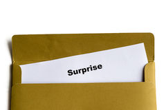 surprise Images stock