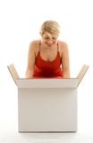 Surprise stock image