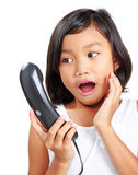 Surprise Call Stock Photos