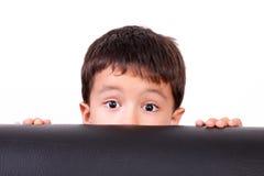 Surprise child Stock Images