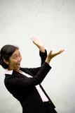 surprise de loquet Photo libre de droits