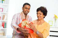 Surprise gift Royalty Free Stock Photography
