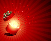 Free Surprise Gift Illustration Stock Images - 17464204
