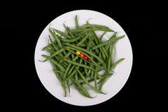 Surprise Peas 1. Surprise Peas one Stock Image
