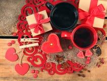 Surprise romantique Images stock