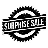 Surprise Sale rubber stamp Stock Photo