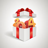 Surprise 2014 Royalty Free Stock Images