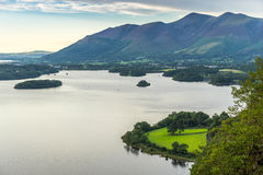 Surprise View Derwentwater Royalty Free Stock Photography
