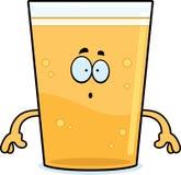 Surprised Cartoon Beer Royalty Free Stock Photos