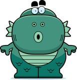 Surprised Cartoon Creature Stock Image