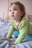 Surprised child Stock Image