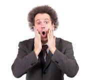 Surprised man Royalty Free Stock Image